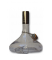 Decanter for wine service level