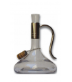 Wine Decanter silver plane protocol