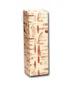 Caja de Cartón Decorada 1 botella