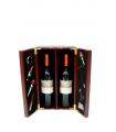 """Case mod 2 bouteilles de vin. """"6162"""""""