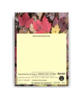 Etiqueta Personalizada Ribera del Duero