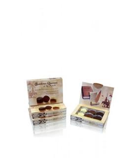 Chocolats QUESICOS de La Mancha 55 gr.