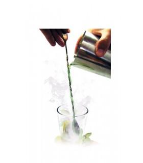 Gedreht Teelöffel für Cocktail