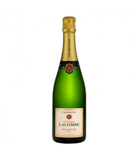 Champagne Lacombe Grand Cuvée Brut