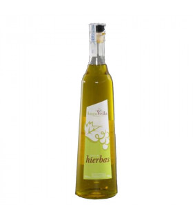 Herbal liqueur Augavella
