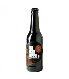 Urban Beer Whisky Belgian Dübble