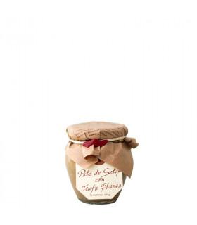 Pate aux champignons avec truffe blanche