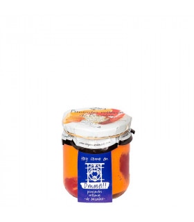 Pimientos rellenos de Bacalao, Lukan Gourmet