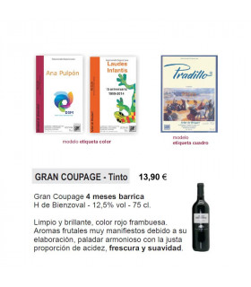 Etiqueta Personalizada Rioja