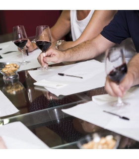 Curso de iniciación al mundo del vino para grupos