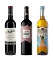 """Pack """"Las 3 R´s - Ribera, Rioja, Rueda"""""""