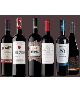 Capricho Vinos 6 Botellas