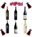 Pack de vinos Halloween