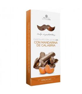 Chocolate Gorrotxategi Con Mandarina De Calabria