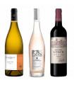 Pack vinos franceses A