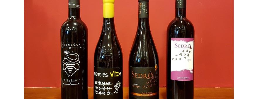 vinos catados