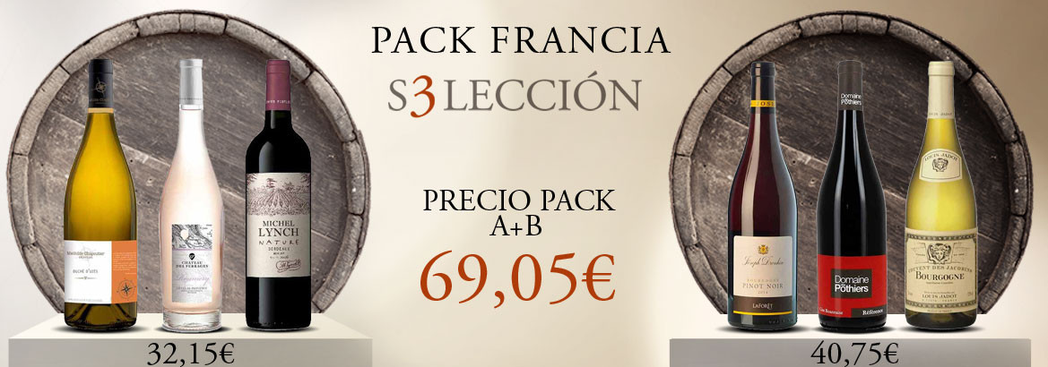 Packs Francia