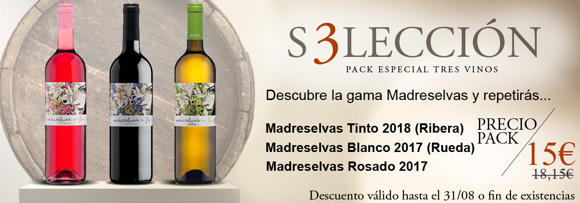 Pack Madreselvas