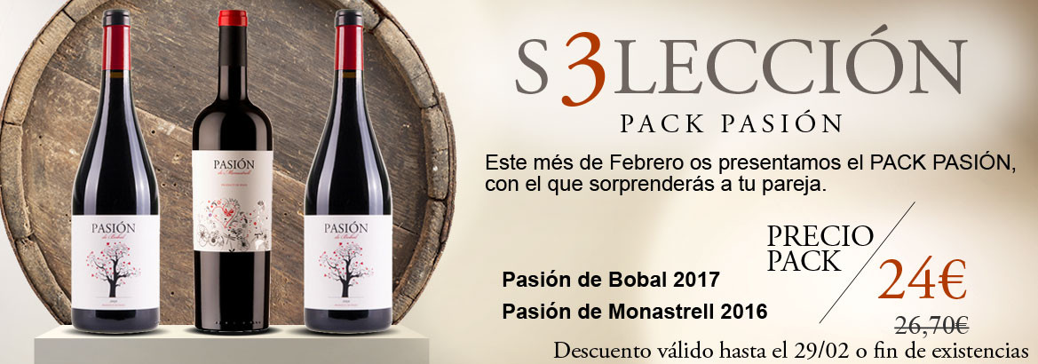 Pack Pasion