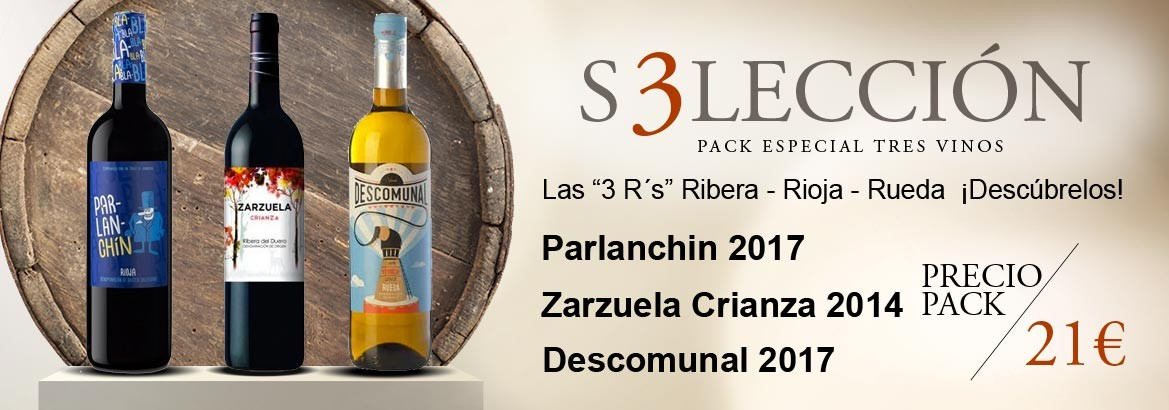 Pack 3 R´s