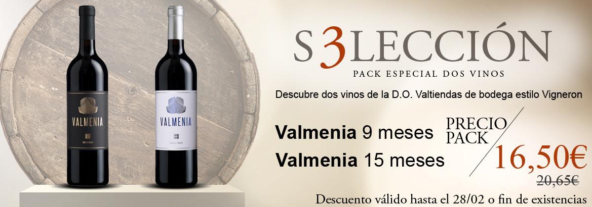 Pack Valmenia
