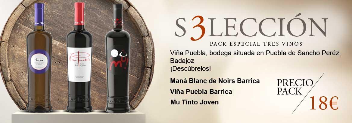 Pack Viña Puebla